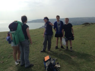 Swanage hike