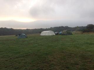 Burnbake camp